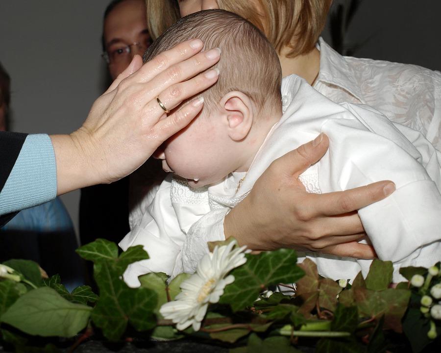bapteme enfant